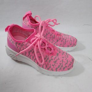 Heelys Pink Girl's Skater Sneakers Shoes Size 13C